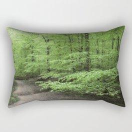 Arching Boughs Rectangular Pillow