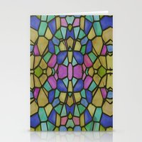 glass Stationery Cards featuring Glass by Fine2art
