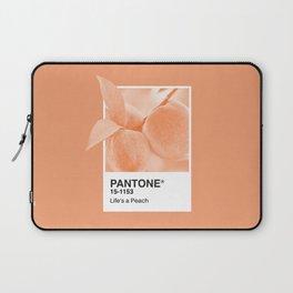 Pantone Series – Peach #2 Laptop Sleeve