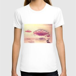 Heavy Clouds T-shirt