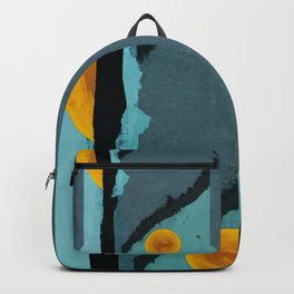 Turquoise Twelve Backpack
