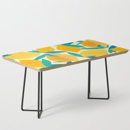 Mangoes - Tropical Fruit Illustration Coffee Table