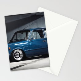 1972 Italian Sport 125 P Special in Blue Stationery Cards