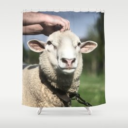 Christian Shower Curtain