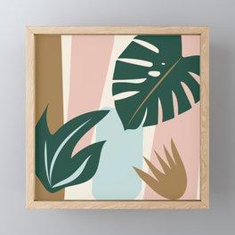 Jungle Palm Framed Mini Art Print