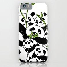 A Pandemonium of Pandas  iPhone 6s Slim Case