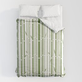 Bamboo Barcode Comforters