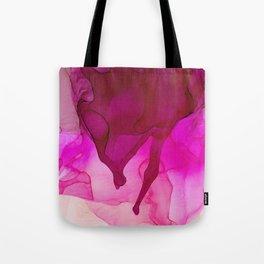Blood Bath Tote Bag