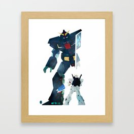 FOOL Framed Art Print