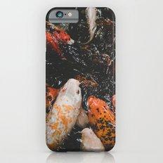 Koi Pond Slim Case iPhone 6s