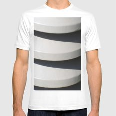 CHIC Mens Fitted Tee White MEDIUM
