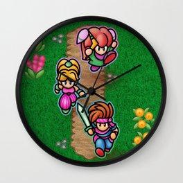 Mana Kids Wall Clock