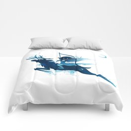 Elf Archer Comforters