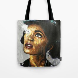 Naturally Janelle Tote Bag