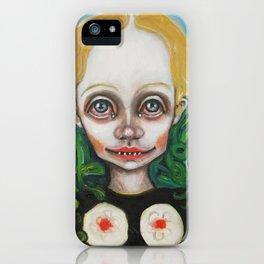 Garden Eden iPhone Case