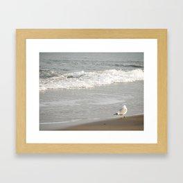Pensive Framed Art Print