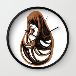 Luster Wall Clock