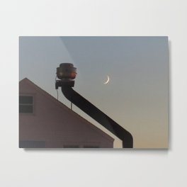Moon Roof Metal Print