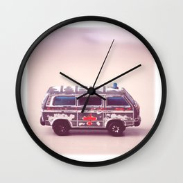 Ambulance Wall Clock