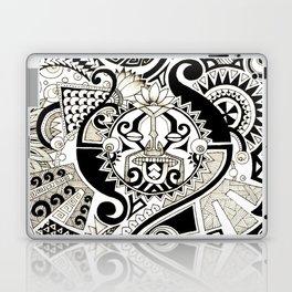 Maori tribal design Laptop & iPad Skin