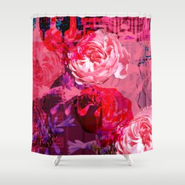 Hyper Lush Collections  Shower Curtain