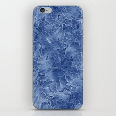 Frozen Leaves 14 iPhone & iPod Skin