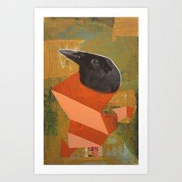 karga Art Print