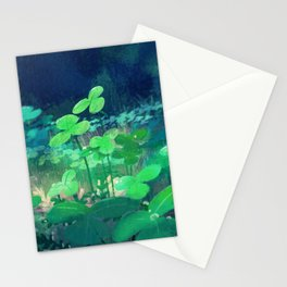 clovers Stationery Cards