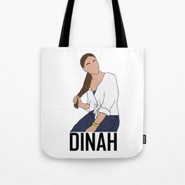 Dinah Jane Tote Bag