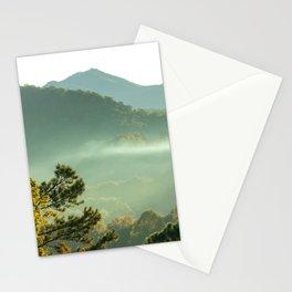 Smoky Mountain Sunrise Stationery Cards