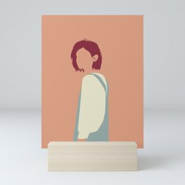 Shoulder Mini Art Print
