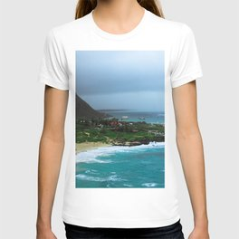 A Postcard Home from Paradise T-shirt