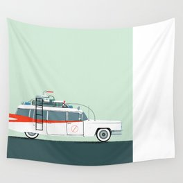 Ecto-1 Wall Tapestry