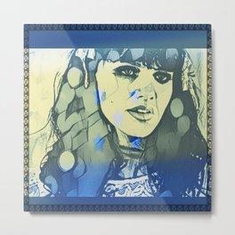 Honduran Metal Print