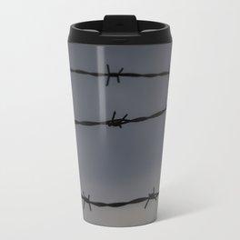 Barb Wire II Travel Mug