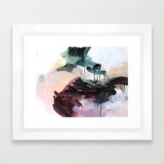 1 3 2 Framed Art Print