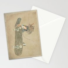 skate rat  Stationery Cards