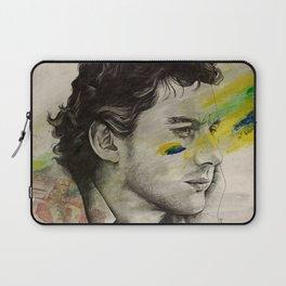Rei Do Brasil: Tribute to Ayrton Senna da Silva Laptop Sleeve