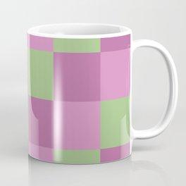 Classic Checked Merlion Coffee Mug
