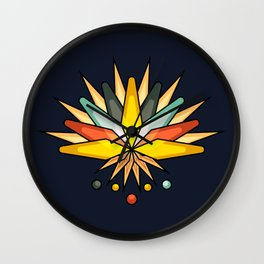 Magic Crown Wall Clock