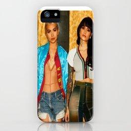 Kehlani x Hayley Kiyoko iPhone Case