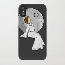 Sorrow of Leia iPhone Case