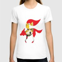 starfox T-shirts featuring Starfox by ElmWood Grove
