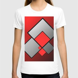 colorful home -2- T-shirt