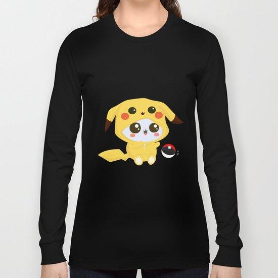 Cutie Matutina Long Sleeve T-shirt