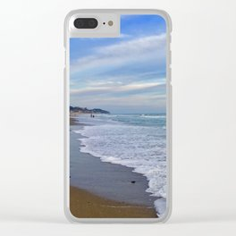 Sea Bliss 2 Clear iPhone Case