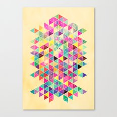 Kick of Freshness Canvas Print