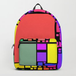 Everywhere Square 33 Backpack