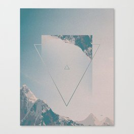 tRi - Cutout Canvas Print