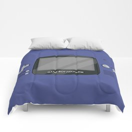Gameboy Advance - Indigo Comforters
